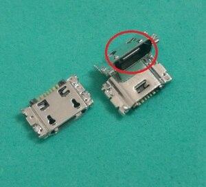 Image 1 - 100PCS 충전 커넥터 삼성 갤럭시 J100 J3 J300 J500 J500F J5 프로 2016 J320 J320F j320a에 대 한 USB 충전기 독 플러그 포트