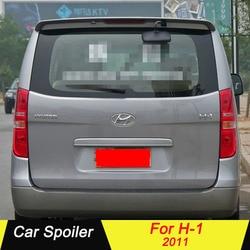 UBUYUWANT dla Hyundai H-1 2011 tylny spoiler wysokiej jakości tworzywa abs podkład kolor dekoracja skrzydła samochodu dla Hyundai H-1