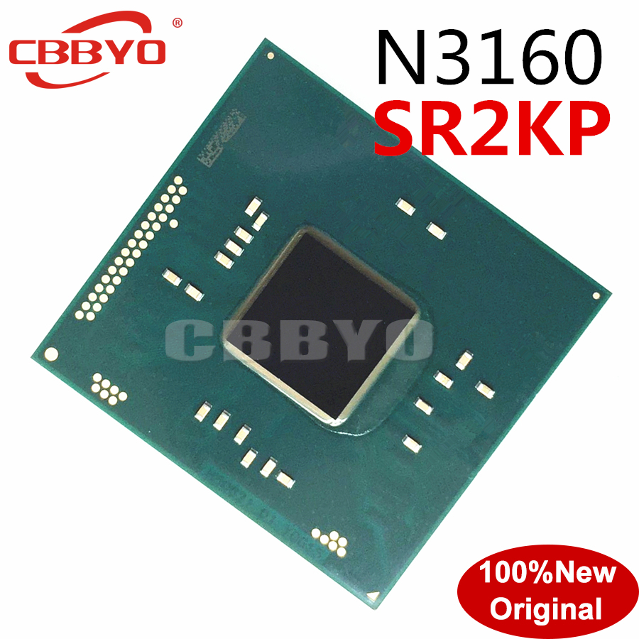 100% Original New SR2KP N3160 good quality BGA CHIP