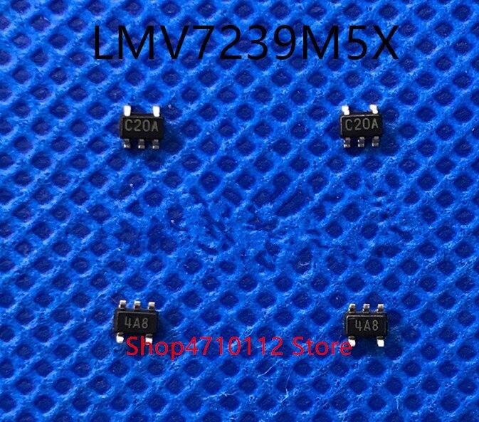 Free Shipping NEW 10PCS/LOT LMV7239M5X LMV7235M5X LMV7239M5 LMV7239 MARKING C20A LMV7235M5 LMV7235MARKING  C21A SOT23-5