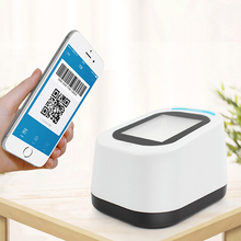 Wired Bar Code Reader Barcode Scanner USB Versatile Scanning Hands-free Scan QR Code 1D&2D Code Reader for Stores Supermarkets lv3000r usb free shipping cost effective embedded 2d oem barcode scanner module to scan qr code dm and pdf417