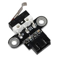 Части 3d принтера механический концевой выключатель модуль концевой выключатель горизонтального типа для Reprap Ramps1.4 Diy