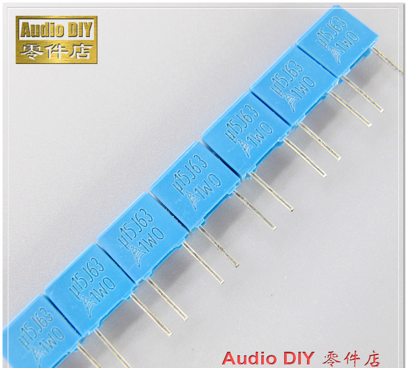 10PCS/50PCS EPCOS B32529 Series 0.15uF 63V  63V0.15uF 150nF 63V150nF 154 63V154 Film Capacitor