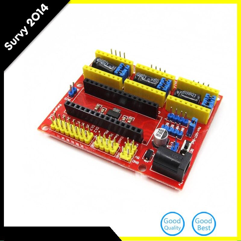 NanoPC 3,0/A4988 kompatibel 3D drucker 1PCS cnc schild v4 gravur maschine für Arduino diy elektronik