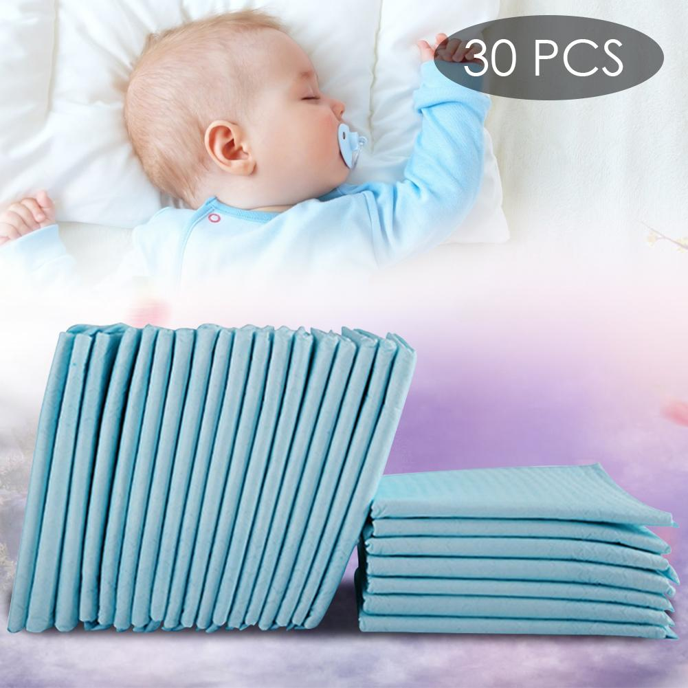 45*32cm Baby Disposable Diaper Waterproof Newborn Diaper Mattress Baby Disposable Changing Pad For Adult Children Pet
