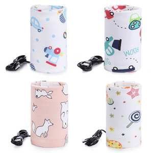 Bags Warmer Heater-Bag Nursing-Bottle-Cover Travel-Cup Baby Portable Infant USB