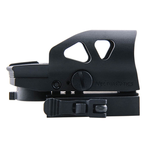Image 4 - Sistema ótico do vetor catraca gen ii 1x23x34 multi reticle verde red dot sight com qd 20mm tecelão montagem para a caça ao tiro caro