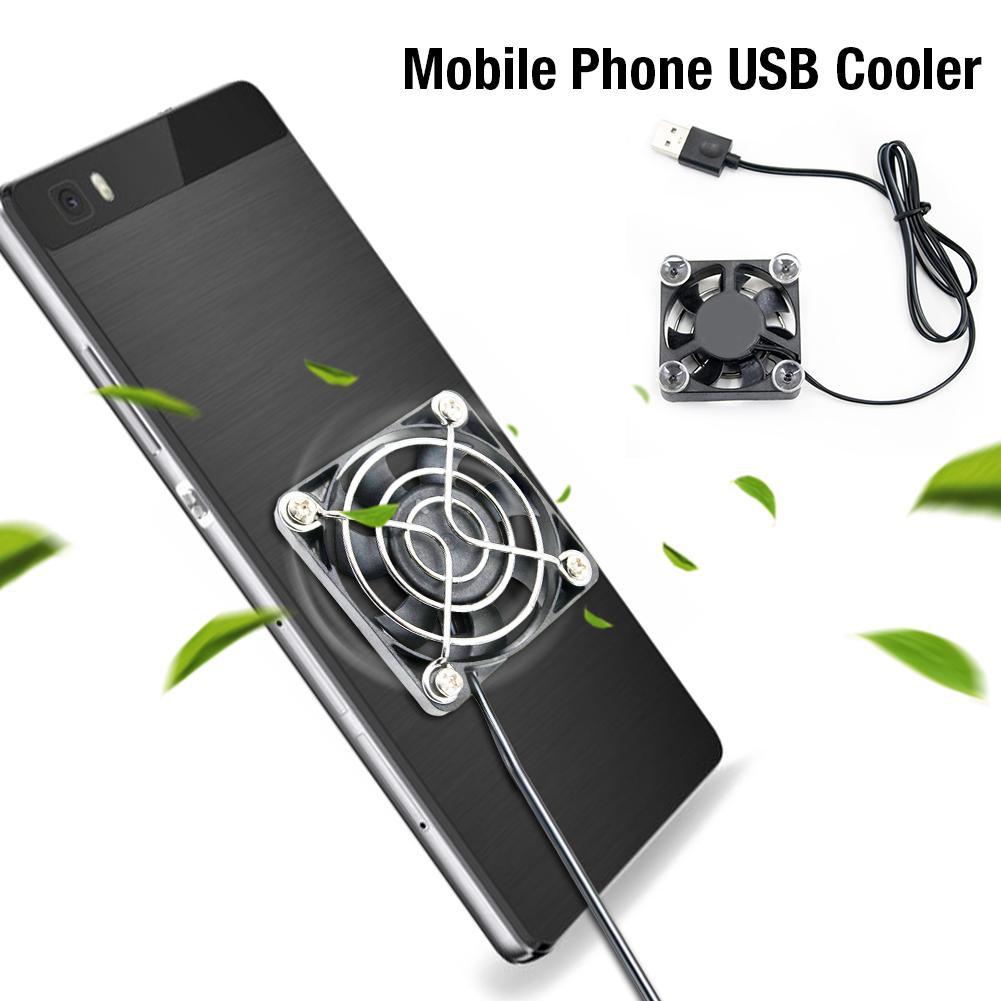 Купить 2020 new universal mobile phone usb cooler cooling fan gamepad