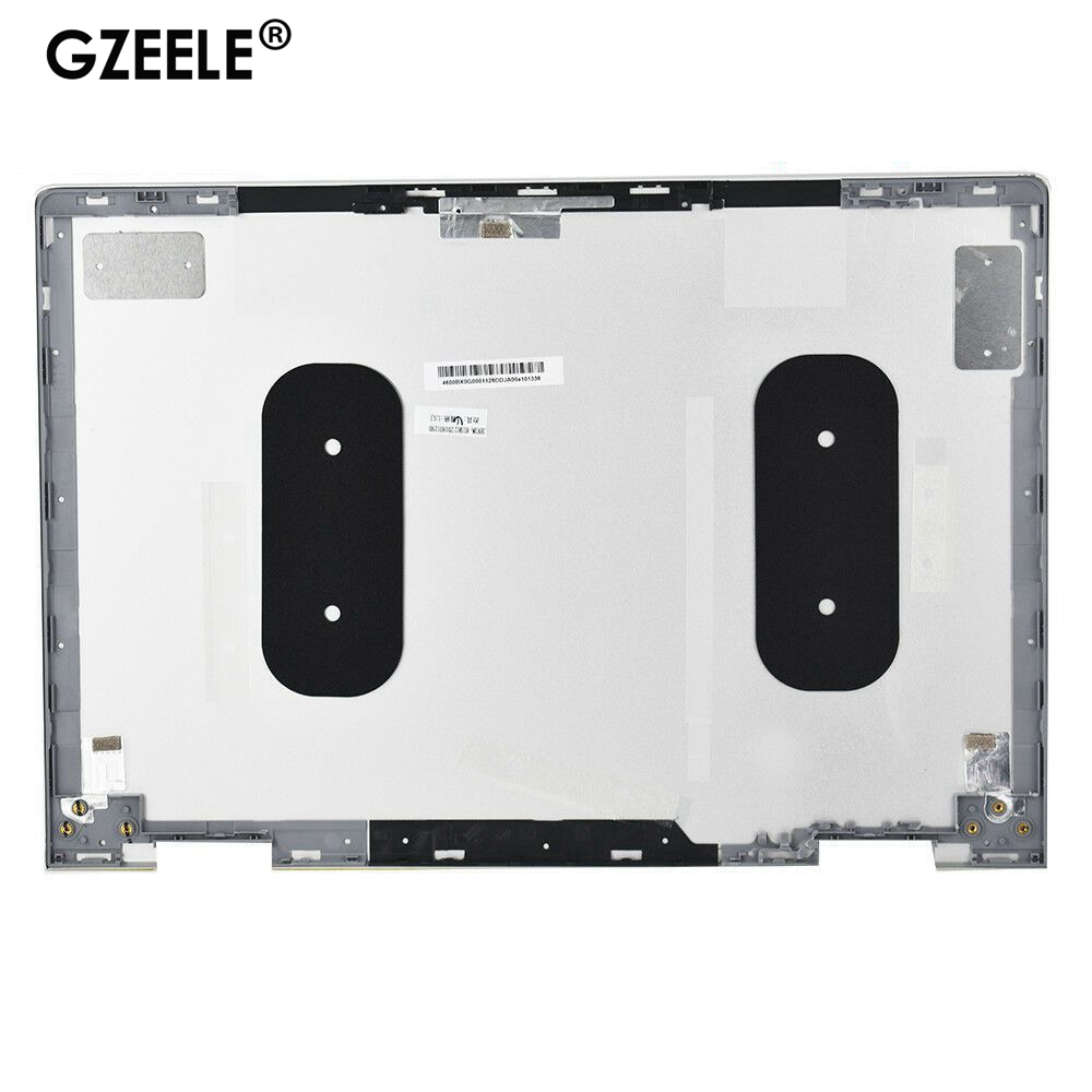 "LCD Back Cover ENVY X360 Convertible 15-BP 924344-001 15.6/"" 4600BX0G000 For HP"