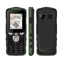 Desbloqueado 2g gsm tecla característica telefone celular lanterna led duplo sim cartão sênior crianças mini telefone uniwa w2026