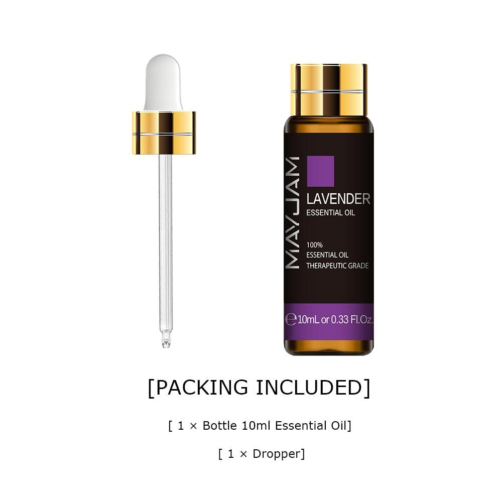 Lavender Eucalyptus Pure Essential Oils  3