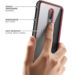 Image 5 - Telefonu kılıfı için OnePlus 6 SUPCASE UB tarzı serisi anti vurmak Premium hibrid koruyucu TPU tampon + PC kapak bir artı 6 kılıf için