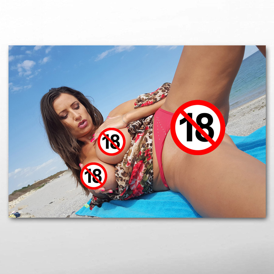Adult model Sensual Jane sexy women busty lady body Photo Wall Art Poster and Prints Canvas Art Painting For Room Decor 3