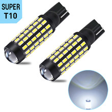2x T10 W5W 168 LED في Canbus سيارة مصباح إيقاف السيارة 3014SMD التخليص مصباح لمرسيدس W211 W203 W204 W210 W124 W202 W220 W164 X204 AMG