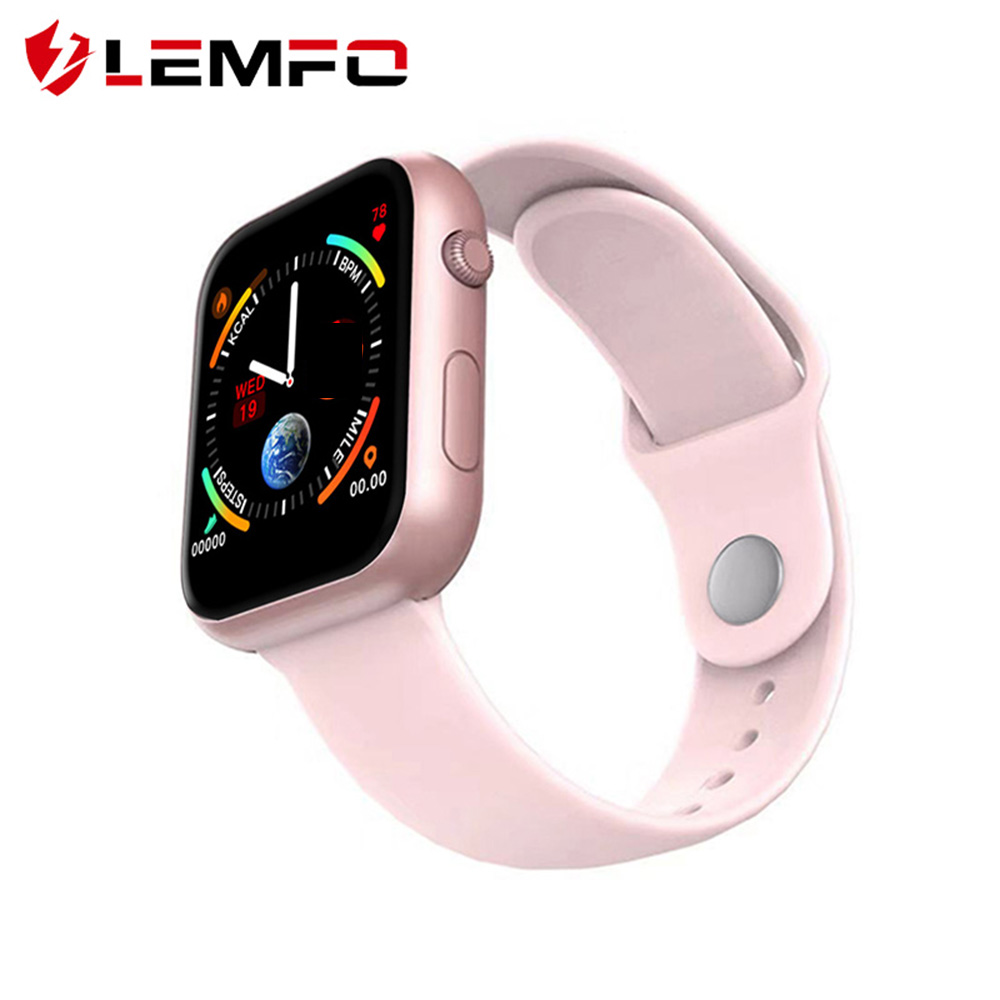 LEMFO Smart Watch Men Sports Tracker Women Heart Rate Fitness Monitor Weather Forecast Smart Watch For Apple Android Phone(China)
