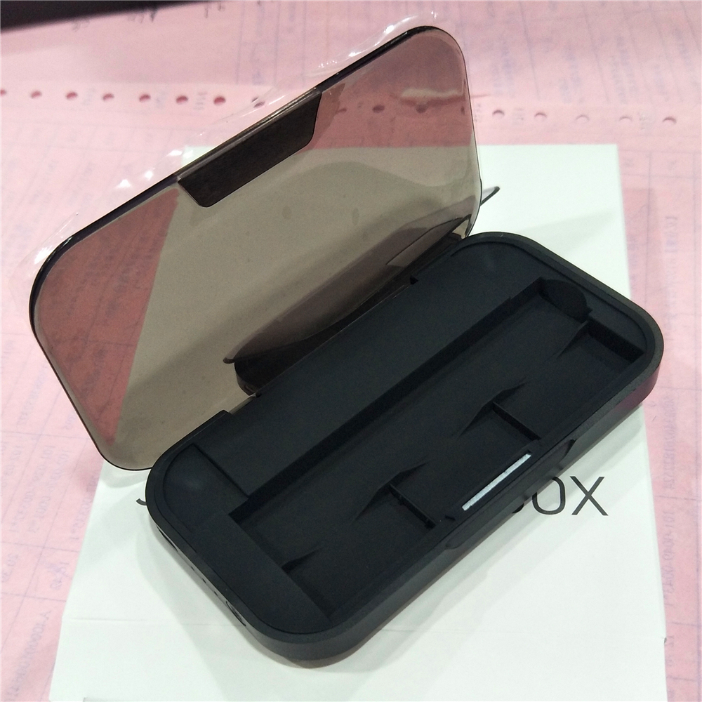 Mobile Charging Pods Case Holder Box for JUUL Electronic Cigarette Charger Pods Case Holder Box Universal Compatible box pod box