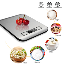 Electronic Food Scales Kitchen Scale Portable Household Products Accessories Weight Balance Electronic Weighing Scale