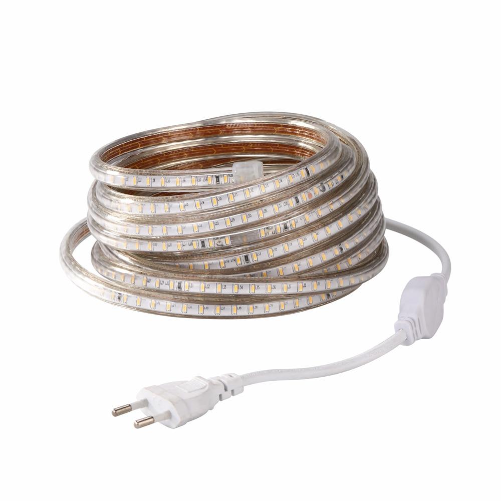 De interior y al aire libre de LED 220 V 3014 SMD 120 LEDs/m LED la luz de la cuerda casa de vacaciones de Navidad iluminación 1 M 2 M 5 M 10 M 15 M 20 M 25 M AMPLIFICADOR DE antena GSM 3G 4G LTE, antena externa 20dBi 3G con cable de 10m, 698 MHz para repetidor de señal anticelular 2G 3G 4G