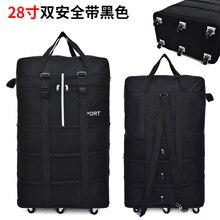 Oxford cloth duffle bag large capacity travel bag