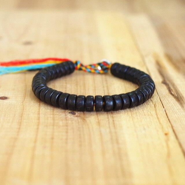 Noeud Bracelet Bouddhiste