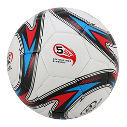 Official Match Soccer Ball For Youth Adult Outdoor Game Football Portable