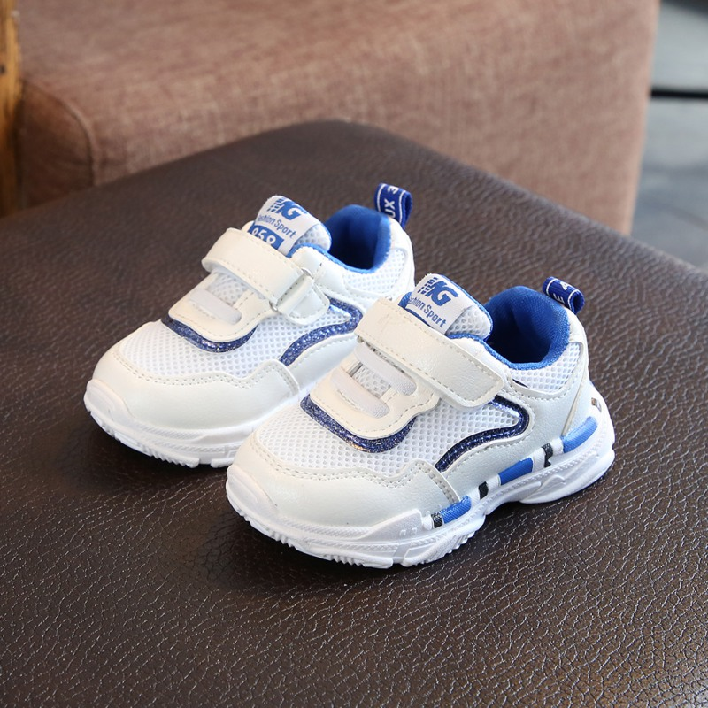 Kids Shoes Mesh Casual Children Sneakers For Boy Girl Toddler Baby Breathable Sport Shoes Spring Autumn