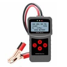 MICRO 200 פרו רכב סוללה בודק 12v 24v רב שפה דיגיטלי AGM EFB ג ל רכב עומס סוללה מערכת מנתח לרכב Moto