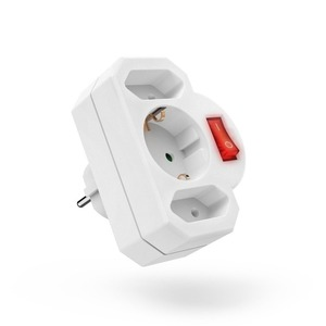 Image 2 - 16A ab soket ab avrupa almanya AC güç adaptör fiş duvar soketi anahtarı düğmesi güç çıkışı
