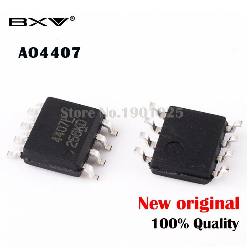 10PCS AO4407  4407  SOP-8 MOSFET New Original