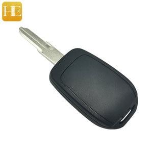 Image 5 - ER Xiang Auto Remote Key Für Renault Sandero Dacia Logan Lodgy Dokker Duster Trafic Clio4 FCCID:CWTWE1G0003 4A PCF7961 433FSK Schlüssel
