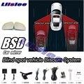 Автомобильное Зеркало BSD BSA BSM с детектором слепых зон  радарное оповещение о безопасности для BMW 3 F30 F31 F34 2011 2013 2015 2018 2019