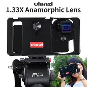 Image 4 - Ulanzi u rig metal handheld smartphone equipamento de vídeo vlog configuração alça aperto estabilizador com lente do telefone para iphone huawei videomakers