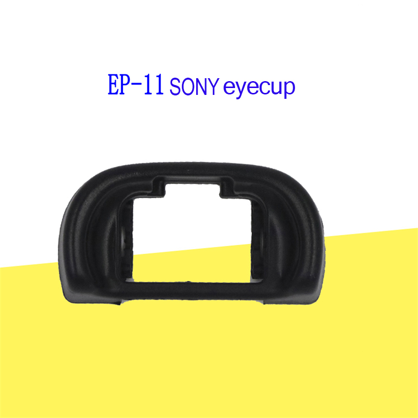 1PC SONY EP-11 A7II A7R3 Eyepiece Eye Cup Viewfinder, For SONY A7R A7II A7R3 M3 M2 R2 S2 A9 Mirrorless Cameras