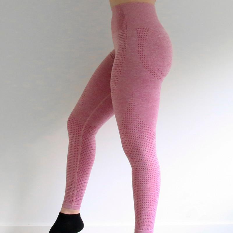 Nepoagym Updated Women Vital Seamless Leggings High Waist Women Yoga Pants Leggins Sport Women Fitness Compression Pants