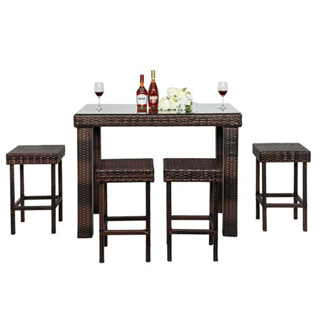 Bar Stool-Table and Chair  1