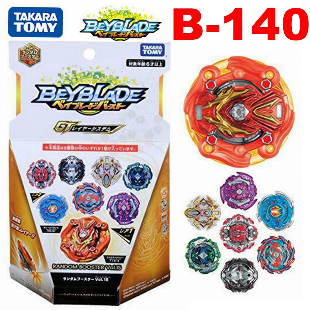 NEW Takara Tomy Beyblade Burst B-140 Random Booster Vol.15 from Japan F//S