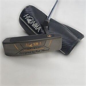 Image 2 - HONMA HP 2001 Golf Putter Club da uomo HONMA Putter Golf Club OEM di alta qualità con copricapo
