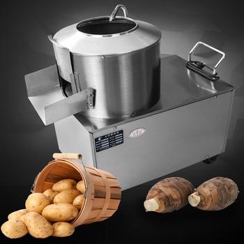 IRISLEE Taro maszyna do obierania warzyw maszyna do czyszczenia ziemniaków automatyczna maszyna do obierania ziemniaków myjka do ziemniaków tanie i dobre opinie LEWIAO 1500W 220v CN (pochodzenie) STAINLESS STEEL Potato Peeler 120~250 kg h 55 kg 85*67*46 cm 35 cm LB350