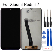 6.26original LCD Display with frame For Xiaomi Redmi 7 Touch Screen Digitizer Assembly Redmi7 lcd parts
