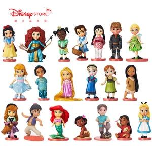 Disney 20pcs/set Princess Acti