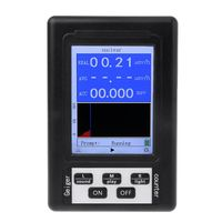 Upgrade Geiger Counter Nuclear Radiation Detector Personal Dosimeter Marble Tester X ray Display Screen Radiation Dosimeter 63HF