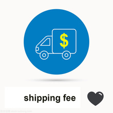 Extra Shipping Cost shipping fee Happy Shopping Time