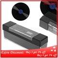 1 компл. Бархатная Антистатическая Чистящая Щетка из углеродного волокна для виниловых пластинок LP