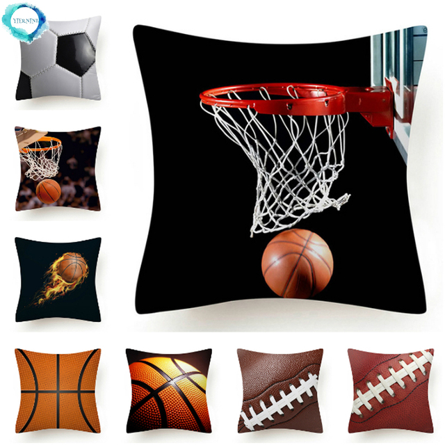 Novelty Sport Cushion Covers