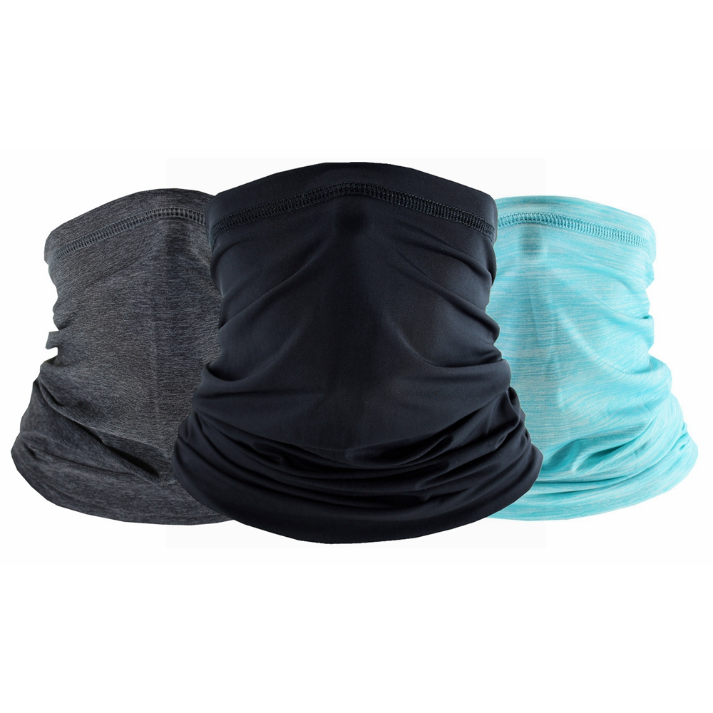 Sport Bandana Men Tube Fishing Hiking Cycling Hunting Skiing  UV Protection High Elasticity Soft Neck Gaiter Face Mask Scarf