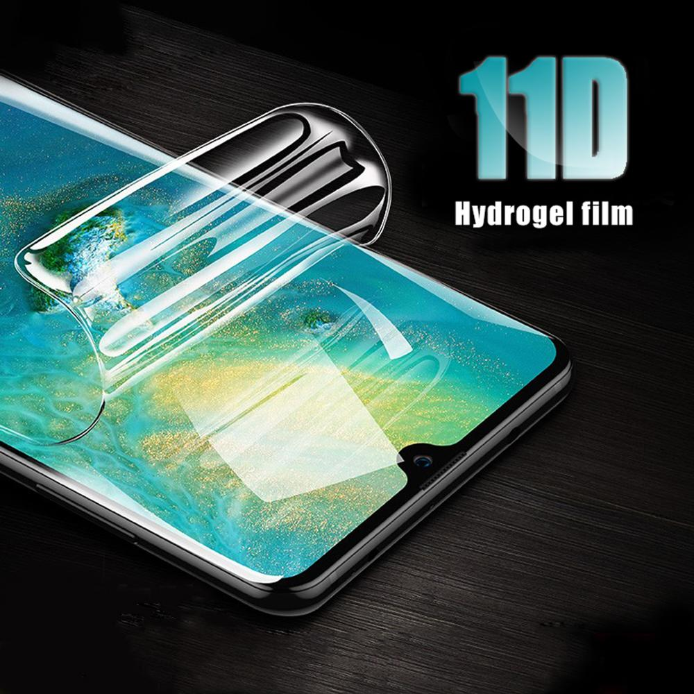 11D Soft TPU Hydrogel Film For CUBOT X20 Pro Nano Full Cover Screen Protector For CUBOT P30 Soft Protective Gel Film Not Glass(China)