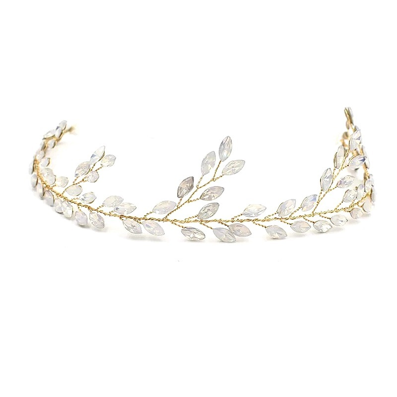 hairpins wedding hair accessories protein colour crystal barrette bridal hair ornaments diadem tiaras jewelryH030 in Hair Jewelry from Jewelry Accessories