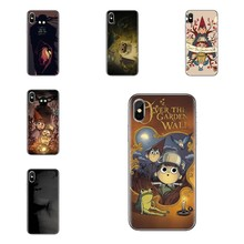 For Huawei P Smart Y6 P8 P9 P10 Plus Nova P20 Lite Pro Mini 2017 SLA-L02 SLA-L22 2i Over the Garden Wall television TPU Bag Case(China)