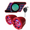 Anti Theft Handsfree Motorcycle Audio Universal Waterproof Outdoor LCD Screen Built In Alarm Support External MP3 Mp3 Playing-in Motorrad-Audio aus Kraftfahrzeuge und Motorräder bei