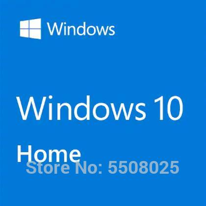 Microsoft Windows 10 Home Operate System 32/64 Bit Global Product Key Win 10 Family Universal Version License